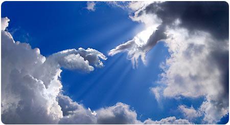 خوشبختی من، آسمانی است